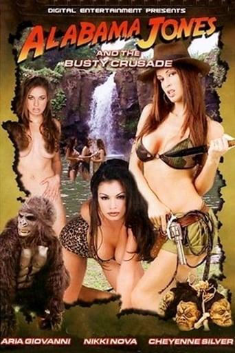 Poster of Alabama Jones and the Busty Crusade