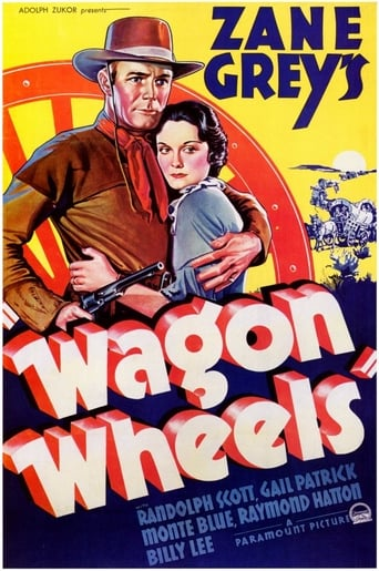 Poster of Wagon Wheels
