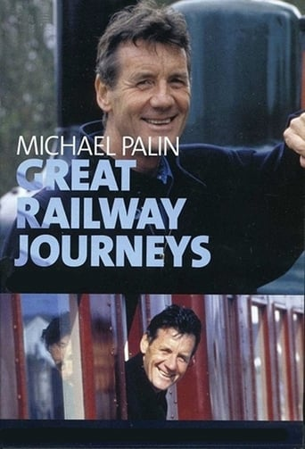 Poster of Great Railway Journeys