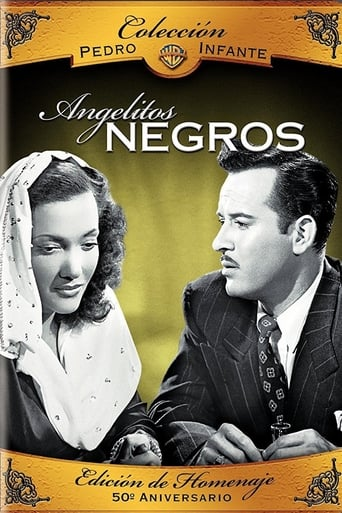 Poster of Angelitos negros