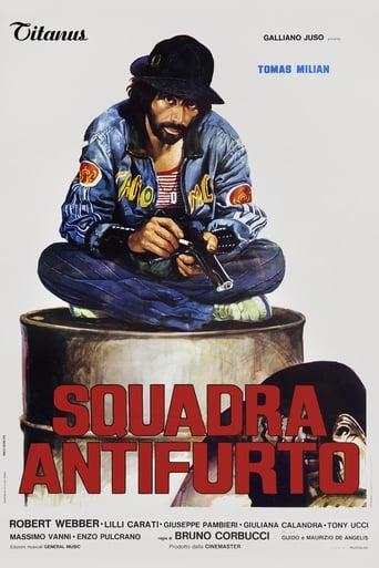 Poster of Squadra antifurto
