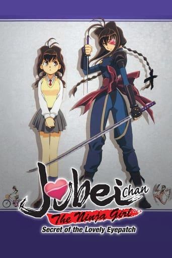 Poster of Jubei-chan the Ninja Girl: Secret of the Lovely Eyepatch