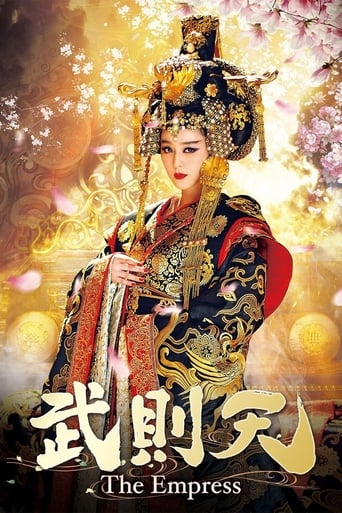 Poster of The Empress of China