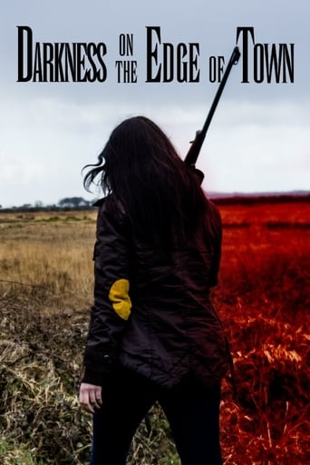 Poster of Darkness on the Edge of Town