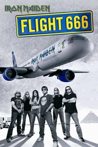 Poster of Iron Maiden: Flight 666