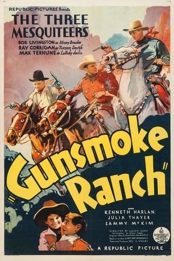 Poster of Gunsmoke Ranch