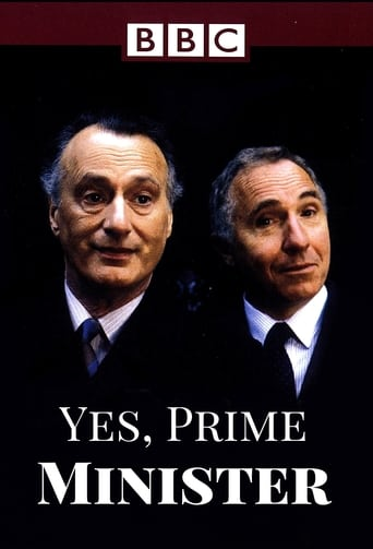 Poster of Yes, Prime Minister