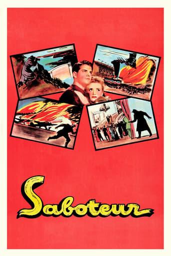 Poster of Saboteur