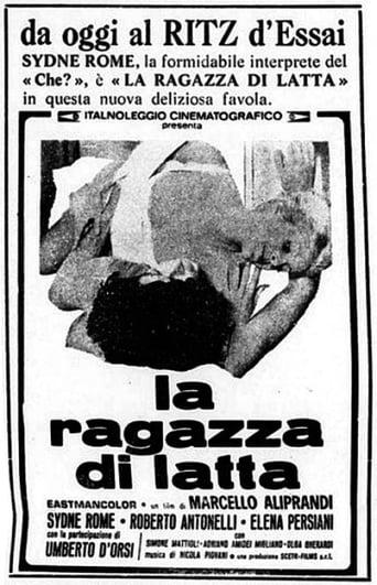 Poster of Tin Girl