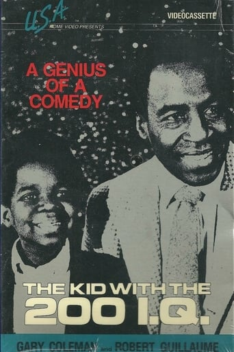 Poster of The Kid With the 200 I.Q.