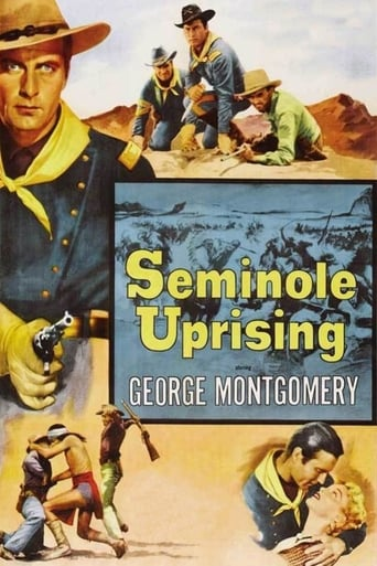 Poster of Seminole Uprising