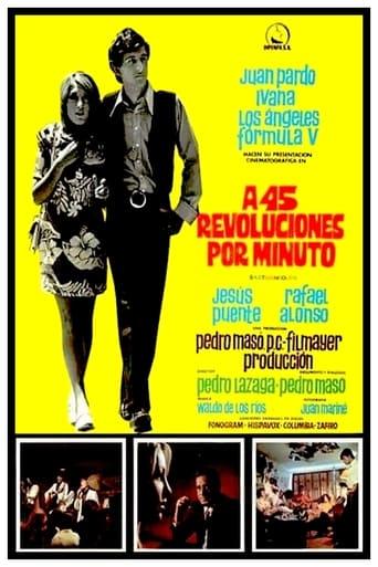Poster of A 45 revoluciones por minuto