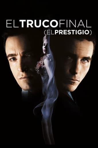 Poster of El truco final (El prestigio)