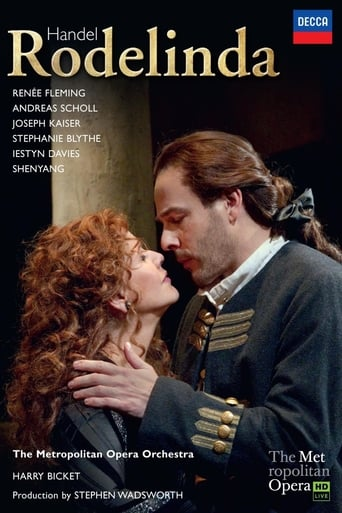 Poster of Händel: Rodelinda