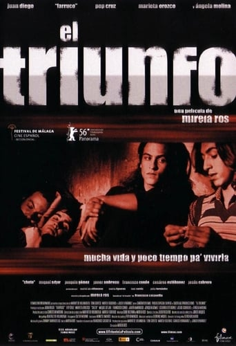 Poster of El triunfo