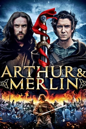 Poster of Arthur & Merlin