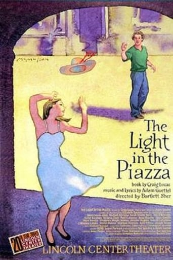The Light in the Piazza (Live from Lincoln Center) poster
