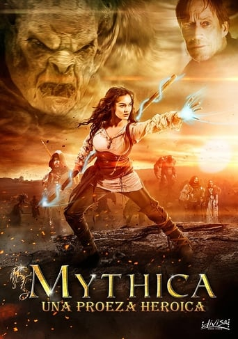 Poster of Mythica 1: Una proeza heroica