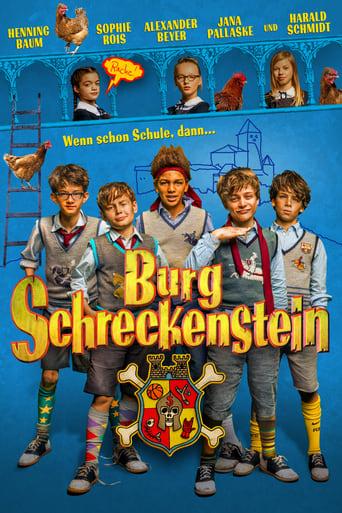 Filmplakat von Burg Schreckenstein