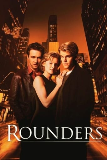 Poster of Rounders