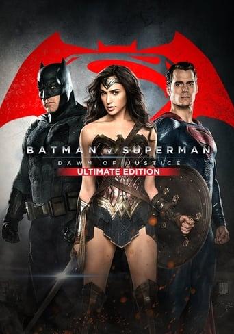 Batman v Superman Dawn of Justice Ultimate Edition poster