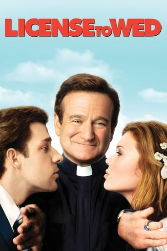 Poster of License to Wed