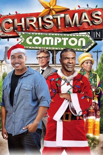 Poster of Christmas in Compton