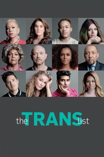 The Trans List Poster