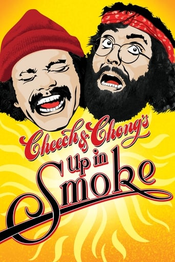 Poster of Up in Smoke