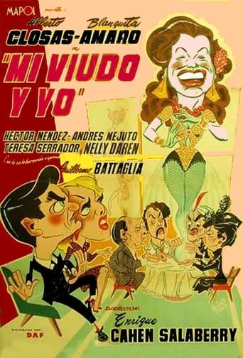 Poster of Mi viudo y yo