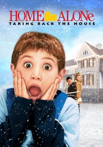Poster of Home Alone 4