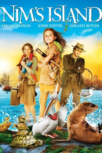 Poster of Nim's Island