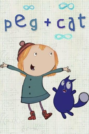 Poster of Peg + Cat
