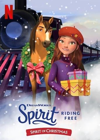 Poster of Spirit Riding Free: Spirit of Christmas