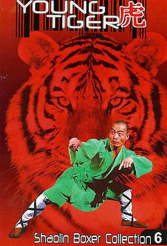 Poster of The Young Tiger
