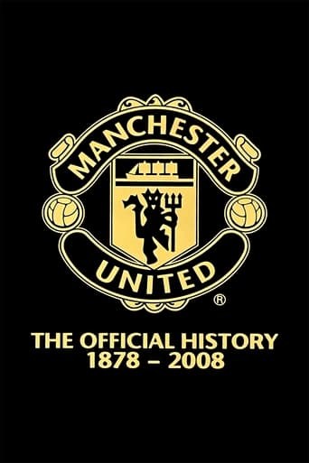 Poster of Manchester United: The Official History 1878-2008