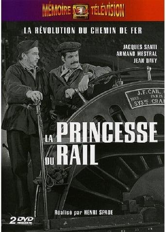 Poster of La Princesse du rail