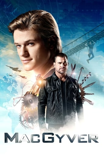 Poster of MacGyver 2016