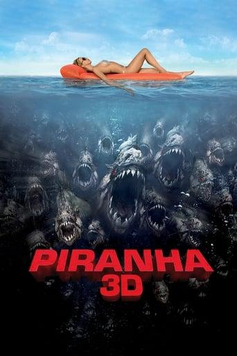 Poster of Piranha 3D