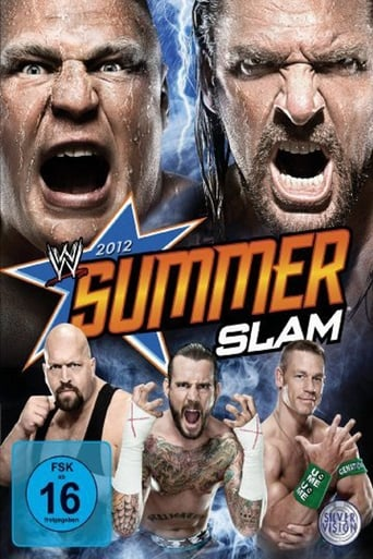 Poster of WWE SummerSlam 2012
