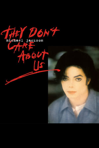 Poster of Michael Jackson - They Don't Care About Us (Prison Version)