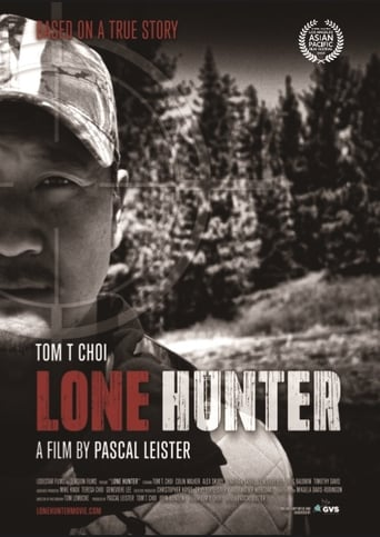 Poster of Lone Hunter