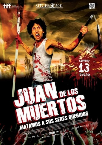 Poster of Juan of the Dead
