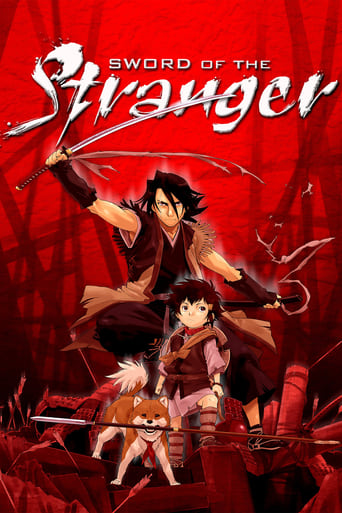 Poster of Sword of the Stranger