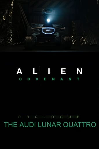 Poster of Alien: Covenant - Prologue: The Audi Lunar Quattro