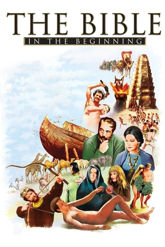 Poster of The Bible: In the Beginning...