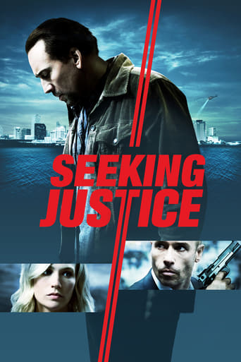 Poster of Seeking Justice