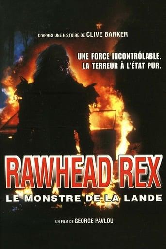 Poster of Rawhead Rex : le monstre de la Lande