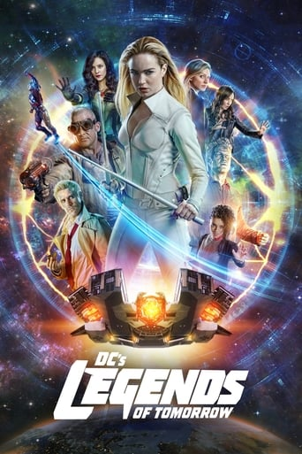 Poster of Legends of Tomorrow