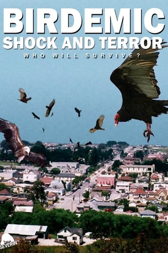 Poster of Birdemic: Shock and Terror